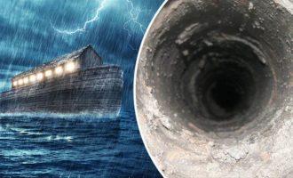 Θρησκόληπτοι λένε ότι βρέθηκε το νερό του κατακλυσμού και ότι ο Σατανάς απέδρασε στην Αλάσκα