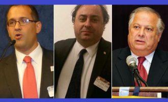 """Αυτοί είναι οι ηγέτες της Ομογένειας που ζήτησαν από τον Ομπάμα να """"τελειώνει"""" με τα Σκόπια"""