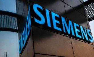 Η Siemens στέλνει 30.000 εργαζόμενους σε αναγκαστική άδεια