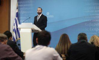 Τζανακόπουλος: Δεν θα γίνουμε κομπάρσοι στο θέατρο σκιών του Μητσοτάκη