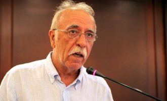 Δημήτρης Βίτσας: Δεν υπάρχει κίνδυνος σύρραξης με την Τουρκία γιατί έχουμε μεγάλη δύναμη