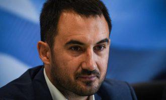 Χαρίτσης: Ο ΣΥΡΙΖΑ θα παρουσιάσει σύγχρονο και αριστερό σχέδιο στη ΔΕΘ