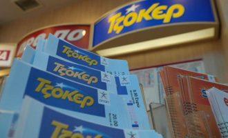 Στο κυνήγι των 5 εκατ. του ΤΖΟΚΕΡ – Κατάθεση δελτίων σε πρακτορεία ΟΠΑΠ και  tzoker.gr έως τις 21:30