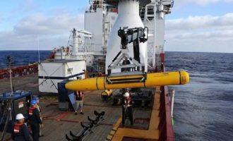 Υποχώρησε η Κίνα: Επιστρέφει στις ΗΠΑ το υποβρύχιο drone