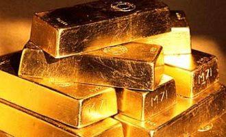 Η Ρωσία έχει 2.000 τόνους αποθέματα χρυσού στα θησαυροφυλάκια