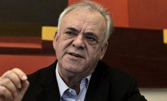 Δραγασάκης: Ο Μητσοτάκης  δεν απέφυγε τη μονταζιέρα – Ψελλίζει την ακροδεξιά ρητορική