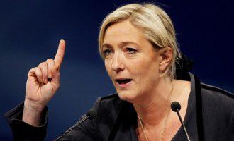H Λεπέν υποψήφια για τις προεδρικές εκλογές στη Γαλλία