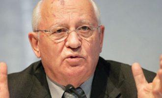 Τι ζήτησε από Πούτιν και Μπάιντεν ο Γκορμπατσόφ