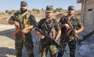 """Οι ειδικές δυνάμεις """"Τίγρεις"""" έφυγαν από το Χαλέπι και πάνε στην Παλμύρα"""
