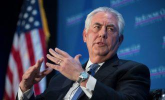 Τίλερσον: Δεν θα επιτρέψουμε στο Ιράν να γίνει μια νέα πυρηνική απειλή όπως η Βόρεια Κορέα