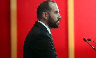 Τζανακόπουλος για Σκοπιανό: Η ΝΔ ψαρεύει στα θολά νερά του εθνικισμού