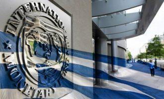 To ΔΝΤ «άδειασε» την κυβέρνηση Μητσοτάκη