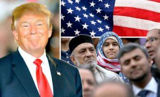 """Νέο """"βελτιωμένο"""" διάταγμα για το μεταναστευτικό ετοιμάζει ο Τραμπ"""