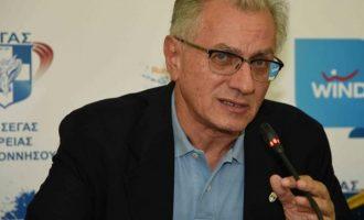 Αυτοκτόνησε ο Γιάννης Σταματόπουλος – Αντιπρόεδρος του ΣΕΓΑΣ
