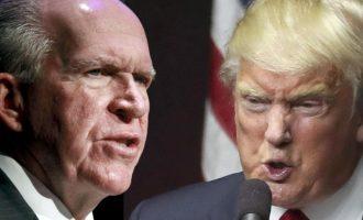 """Η CIA κήρυξε πόλεμο στον Τραμπ – Τι """"συνέστησε"""" ο Μπρέναν στον εκλεγμένο πρόεδρο των ΗΠΑ"""
