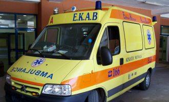 5χρονος καταπλακώθηκε από γκαραζόπορτα στο Φάληρο