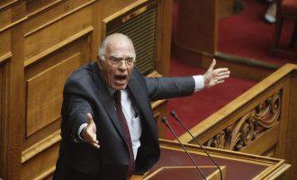 «Θα αγωνιστώ για την ανατροπή της συμφωνίας των Πρεσπών» λέει ο Λεβέντης