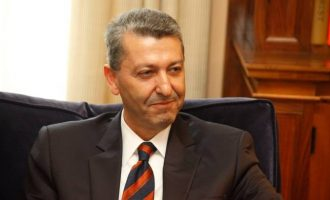 Ο Λιλλήκας κατηγορεί τον Κυπριανού του ΑΚΕΛ ότι εκφράζει τις απόψεις της Τουρκίας