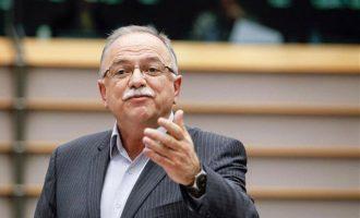 Παπαδημούλης: Ράπισμα στον λαϊκισμό της ΝΔ οι δηλώσεις Μέρκελ