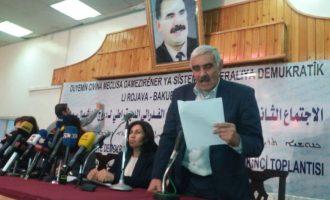 Ανακηρύχτηκε η Δημοκρατική Ομοσπονδία Βόρειας Συρίας