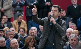 Λουλζίμ Μπάσα: 35 εκ. δολάρια έδωσε ο Ράμα στον Μέτα για να τον εκλέξει Πρόεδρο της Αλβανίας