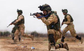 Ιρακινοί πρόλαβαν και σκότωσαν τρεις τζιχαντιστές αυτοκτονίας του Ισλαμικού Κράτους