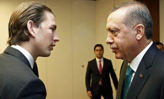 «Η Τουρκία θέλει να μεταφέρει συγκρούσεις στην ΕΕ» – Για αυτό η Αυστρία απαγορεύει τον τουρκικό προεκλογικό αγώνα