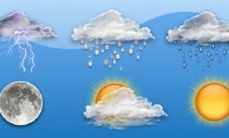 Άστατος ο καιρός την Τρίτη – Που θα σημειωθούν βροχές