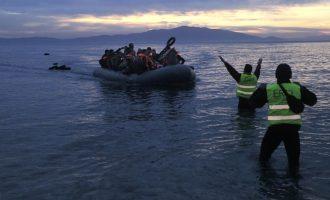 5.608 παράτυποι αλλοδαποί αποβιβάστηκαν στα νησιά μας τον Ιούλιο