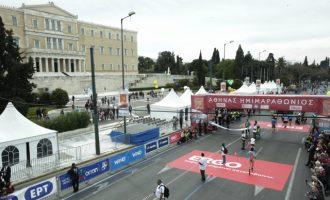 Δυναμική συμμετοχή του ΟΠΑΠ για 1η φορά στον 6ο Ημιμαραθώνιο Αθήνας (φωτο)