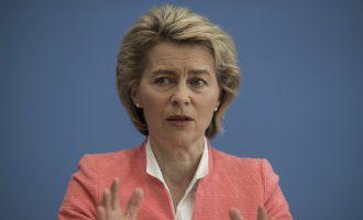 Βόμβα: Η Γερμανία καταστρώνει «αντίποινα» για τη Συρία αν επιτεθεί με χημικά