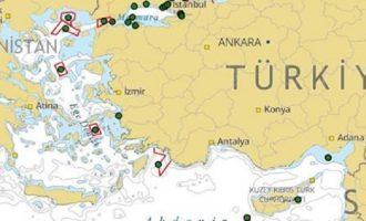 Μπαράζ τουρκικών προκλήσεων από τη Θάσο μέχρι την κυπριακή ΑΟΖ