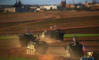 Οι Τούρκοι ισχυρίζονται ότι συμφώνησαν με τους Αμερικανούς να καταλάβουν τη Μανμπίτζ