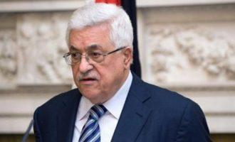 Πρόεδρος Παλαιστινίων: Η Ιερουσαλήμ είναι η αιώνια πρωτεύουσα της Παλαιστίνης