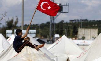 «Κόμπλα» στην Τουρκία – Επτά χώρες της ΕΕ δεν συμφωνούν να της πληρώσουν τη δεύτερη δόση για τους πρόσφυγες