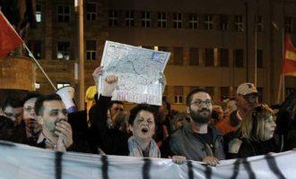 """Πραξικόπημα στα Σκόπια """"βλέπει"""" βελγική εφημερίδα"""