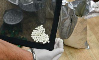 Υποψήφιος αντιπεριφερειάρχης μέλος της σπείρας που έφτιαχνε το ναρκωτικό των τζιχαντιστών (φωτο)