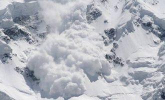 Χιονοστιβάδα σε πίστα σκι στις γαλλικές Άλπεις – Φόβοι για πολλούς νεκρούς