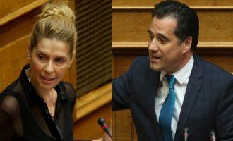 Νέο μπάχαλο στη ΝΔ: Η Παπακώστα ζητάει παραίτηση Γεωργιάδη από την αντιπροεδρία