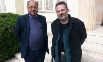 """Στο """"στόχαστρο"""" της φυλλάδας """"Πολίτης"""" Μαυρογιάννης-Λεφαντζής για τον τάφο του Πτολεμαίου στην Κύπρο"""