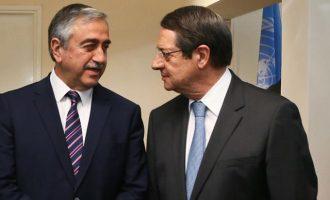 Ο Αναστασιάδης θα συναντηθεί με τον Ακιντζί για να ανταλλάξουν σκέψεις και προβληματισμούς