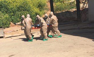 """""""Θύματα της φερόμενης χημικής επίθεσης (…) φαίνεται να…"""" – Προσεκτικός ο ΠΟΥ για το χτύπημα στην Ιντλίμπ"""