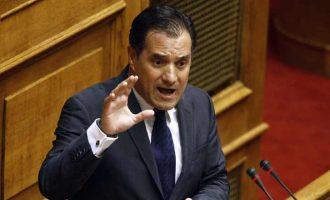 Γεωργιάδης για Παπακώστα: Δεν έχω αντιπάλους στη ΝΔ μόνο στον ΣΥΡΙΖΑ