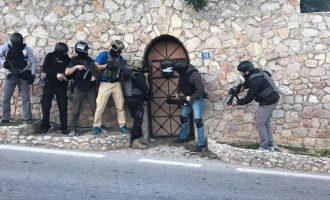 Έτσι εντοπίζει η ΕΛ.ΑΣ. τα εργαστήρια ναρκωτικών στην Ελλάδα