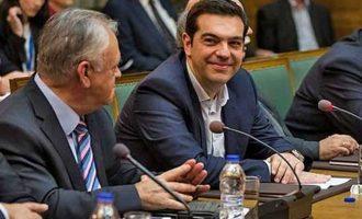 Αυτή είναι η πρώτη μεταμνημονιακή κυβέρνηση – Όλα τα ονόματα υπουργών και υφυπουργών
