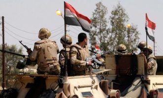 Η Αίγυπτος κλείνει τα σύνορά της με τη Λωρίδα της Γάζας