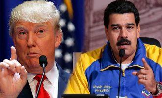 Νικολάς Μαδούρο: Ο Ντόναλντ Τραμπ διέταξε την κολομβιανή μαφία να με σκοτώσει