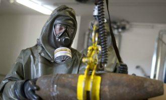 Οι Ρώσοι ανακοίνωσαν ότι προετοιμάζεται προβοκάτσια με χημικά στη βορειοδυτική Συρία