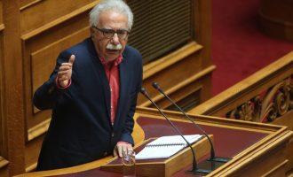 Απασφάλισε ο Γαβρόγλου: Κύριε Κεγκέρογλου, θέλετε μια «χαριτομενιά» για τα μέσα ενημέρωσης