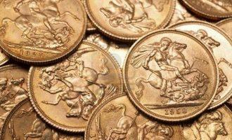 Εντοπίστηκαν δύο θησαυροί με δεκάδες χιλιάδες χρυσές λίρες στη Δυτική Αχαΐα